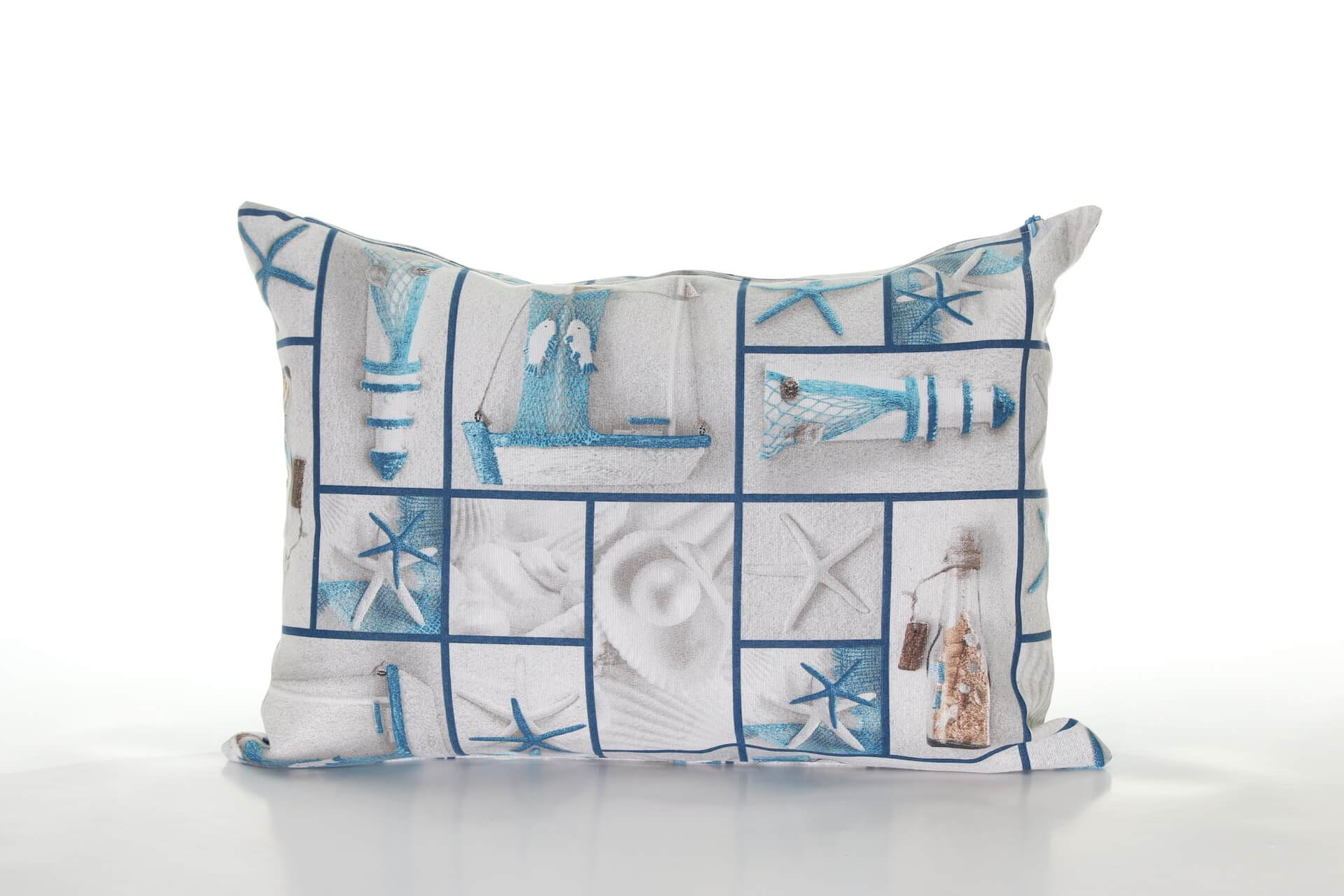 Handmade decorative pillow Marine Decor
