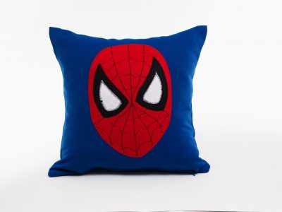 Pernă decorativă handmade Spiderman Bowema