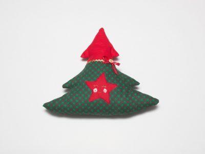 Pernă-decorativă-handmade-Brad-de-Crăciun-bowema