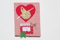 Carte-pentru-rețete-Love-cooking-personalizată-handmade-Bowema
