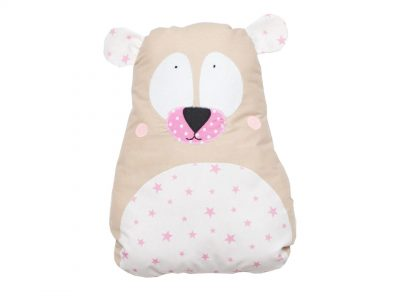 Perna decorativa handmade Cute Teddy bear