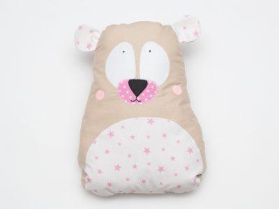 Perna decorativa handmade Cute Teddy bear