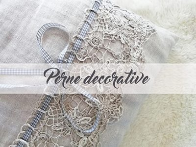 Perne decorative