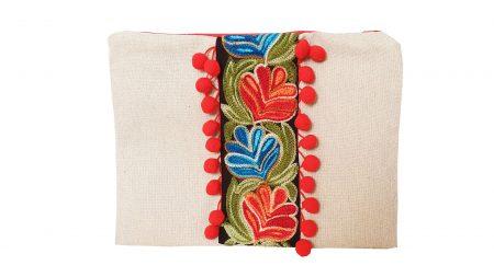 Geanta plic handmade Etno