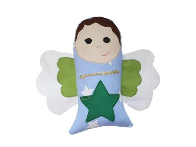 Ingeras decorativ Handmade Star