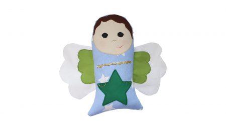 Ingeras decorativ Handmade Star