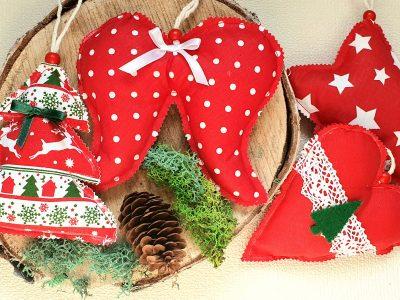 Ornamente handmade pentru bradul de Craciun - Simboluri